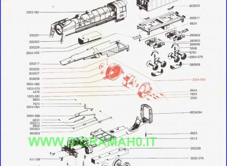 PARTI DI RICAMBIO LIMA model ANNO 1977 (2°PARTE) DioramaH0