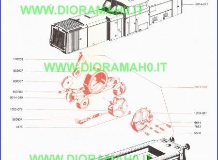 PARTI DI RICAMBIO LIMA model ANNO 1977 – (1°PARTE) DioramaH0